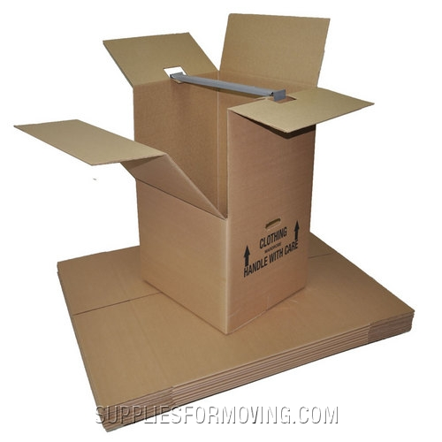 Wardrobe Boxes Wardrobe Moving Boxes Cheap Wardrobe Box